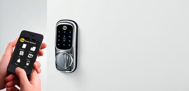 Yale Keyless Connected Smart Lock